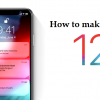 how to make a backup on iphone