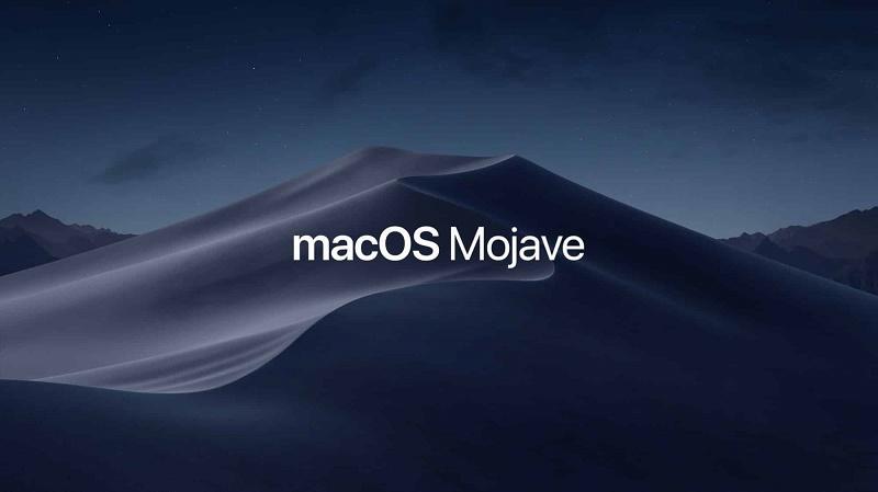 Mojave macOS