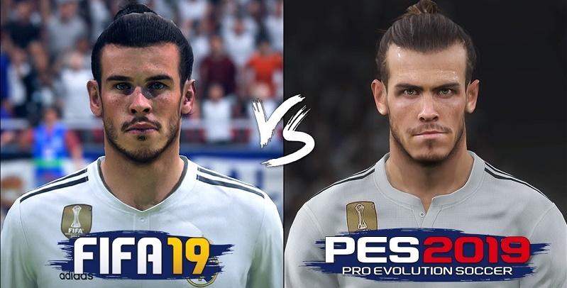 FIFA 19 or PES 2019