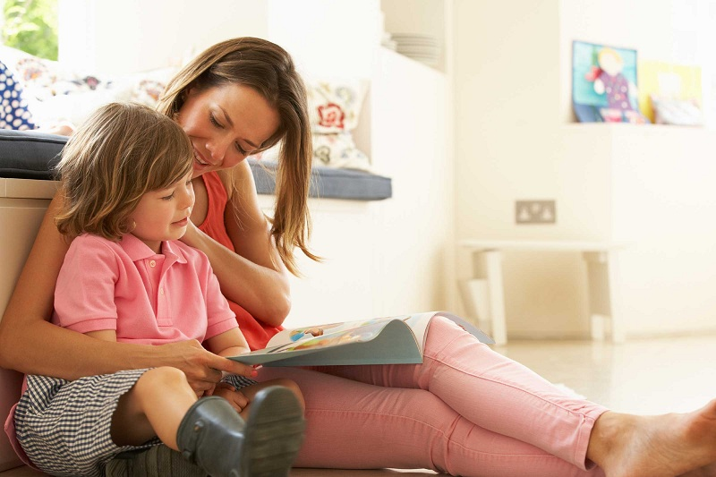 How To Get The Child Interested In Reading?