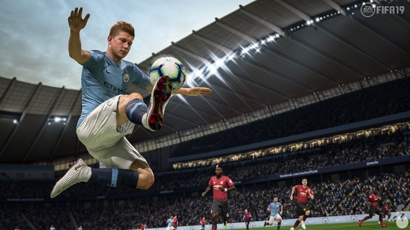 changes in FIFA 19