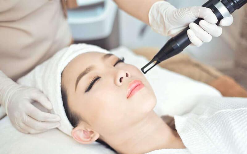 the Beauty treatments