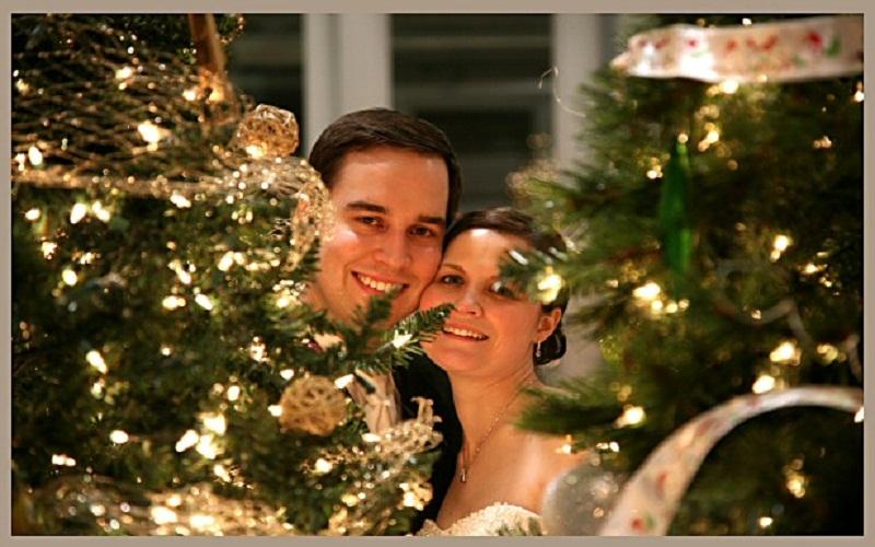 new Wedding  at Christmas
