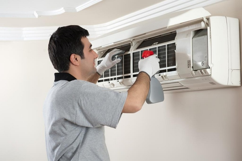 How To Wash The Air Conditioner?