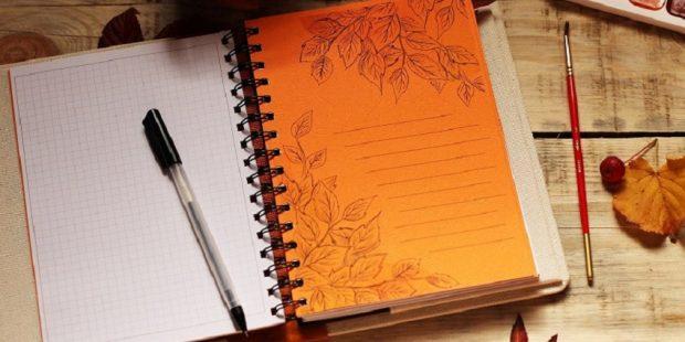 Making a Notebook