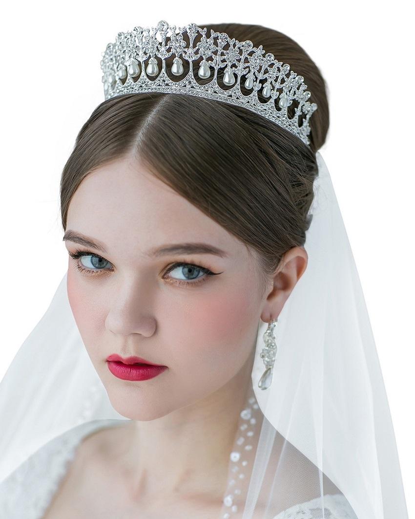 4 ideas for a romantic wedding look