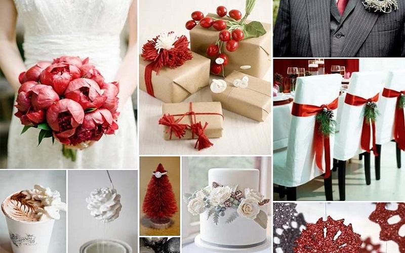 best Wedding  at Christmas