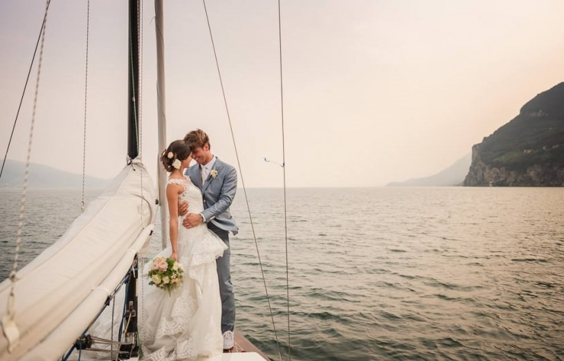 6 things to know to organize a boat wedding reception