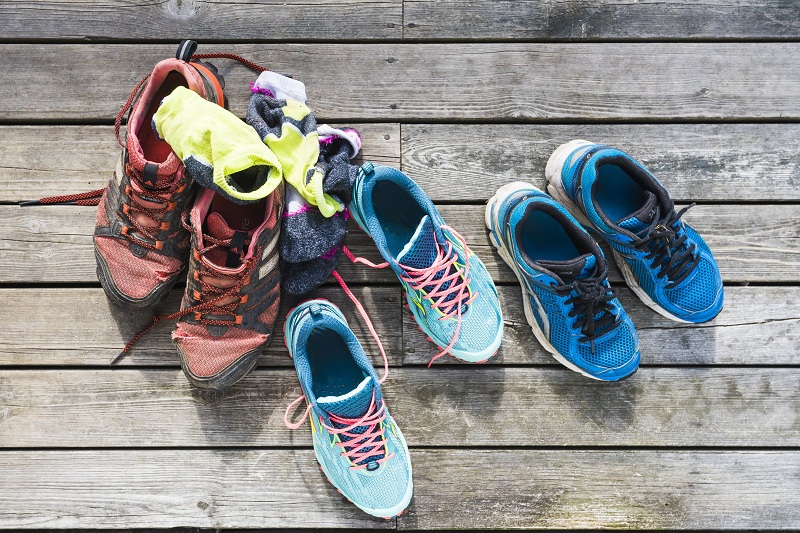 How To Remove The Smell Of Shoes At Home?