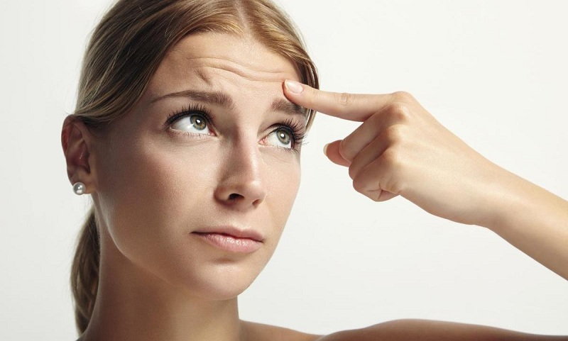 The Value Of Wrinkles On The Forehead