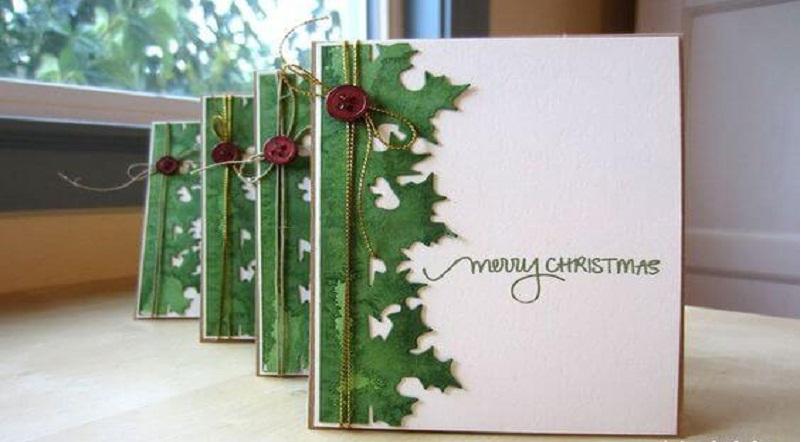 discover Christmas postcards