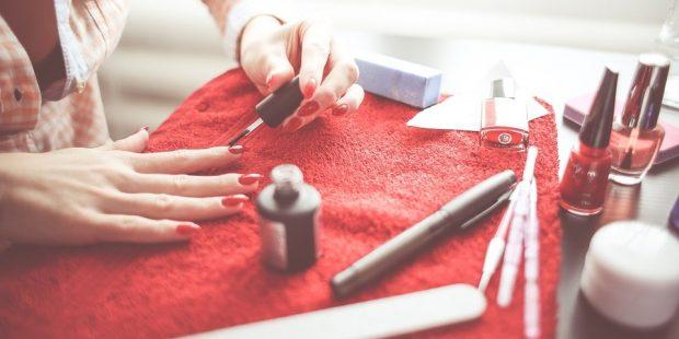 nails prom-ready