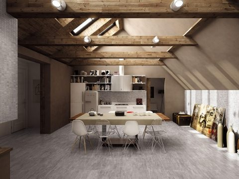 All About The Loft Decoration!
