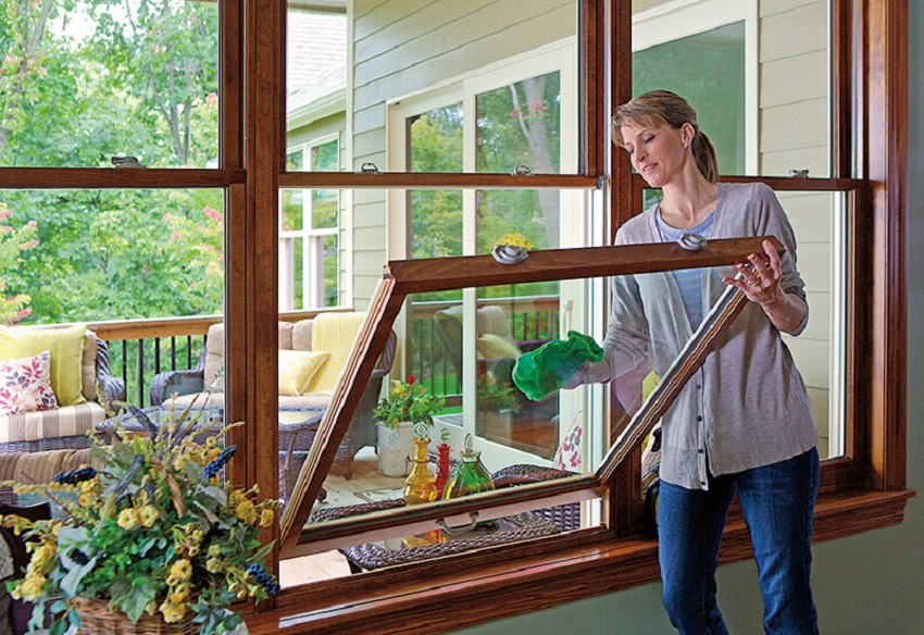 Care And Maintenance Tips For Wood Windows