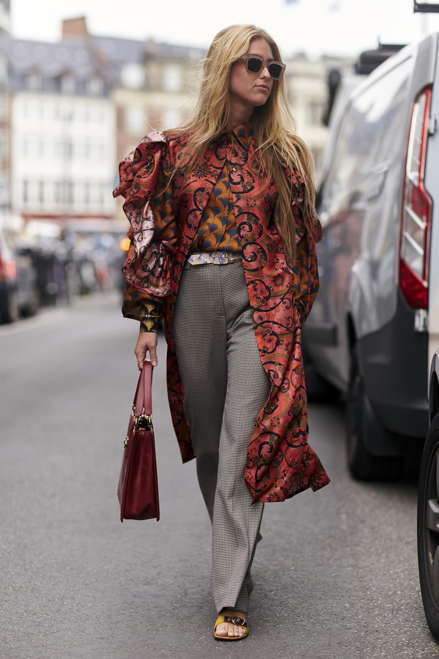 stylish office pants