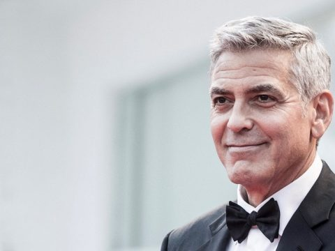 George Clooney Height