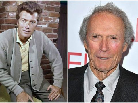 Clint Eastwood Height